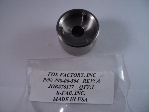 Fox Forx CTD Top-Side Piston Removal Tool (Outer)