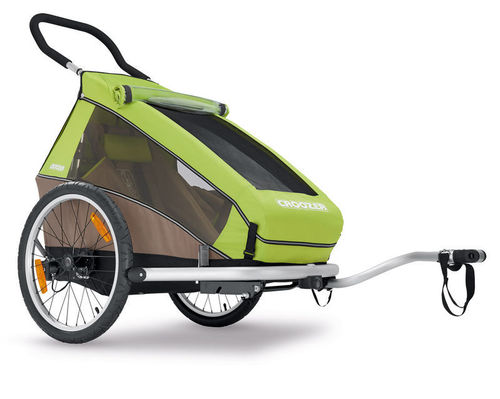 Croozer Trailers Kid For 1 Standard 2016