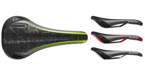 SDG - Bel Air 2.0 Solid Ti-Rail Saddle