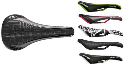 SDG - Bel Air 2.0 Ti-Alloy Rail Saddle