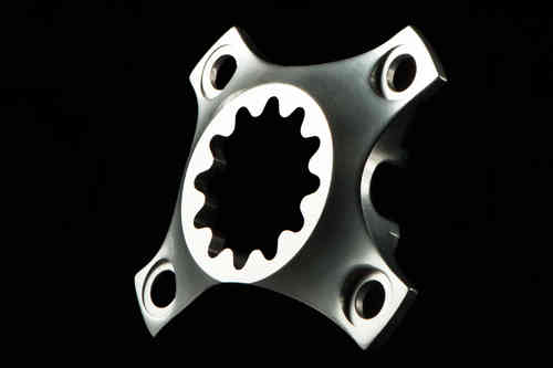 Middleburn RS8 X Type Spider 4arm 76pcd Sram XX1 Single Ring