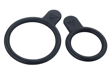 Topeak Light Rubber Strap Replacement Kit