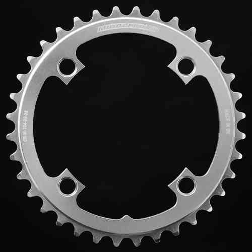 Middleburn Mono 104pcd Chainring 4arm 90id Single Ring