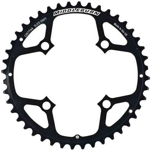 Middleburn Outer 104pcd 5mm Chainring 4arm Slickshift