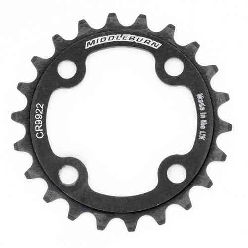 Middleburn Inner XTR 970 & 960 64pcd Chainring 4arm 22t