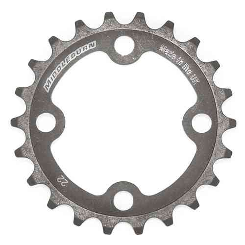 Middleburn Inner 58pcd Chainring 4arm
