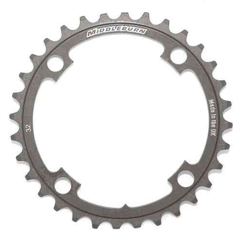 Middleburn Middle 104pcd Chainring 4arm 90id Standard