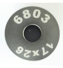 Enduro guide for 6803 BEARING
