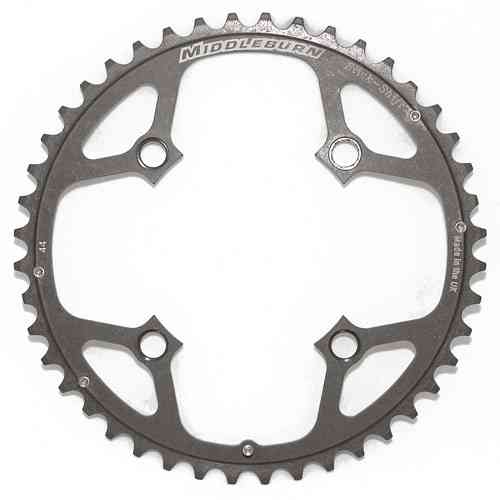 Middleburn Outer 104pcd 4mm Chainring 4arm Standard