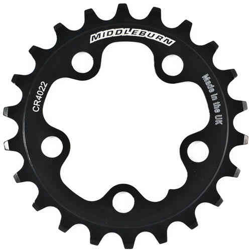 Middleburn Inner 58pcd Chainring 5arm
