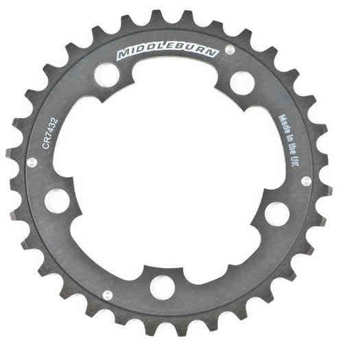 Middleburn Middle 94pcd Chainring 5arm Slickshift