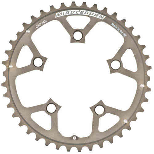 Middleburn Outer 94pcd Chainring 5arm Slickshift