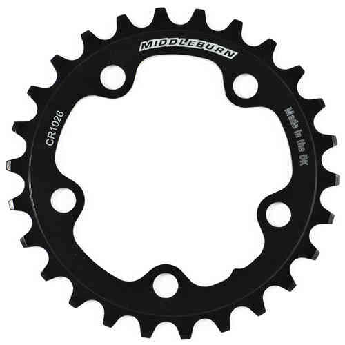 Middleburn Inner 74pcd Chainring 5arm