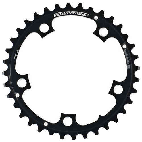 Middleburn Middle 110pcd Chainring 5arm Slickshift