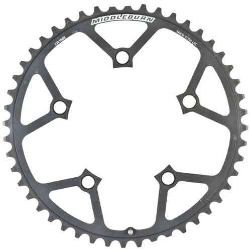 Middleburn Outer 110pcd Chainring 5arm Standard