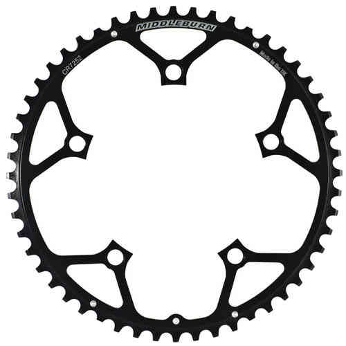 Middleburn Outer 130pcd Chainring 5arm Slickshift