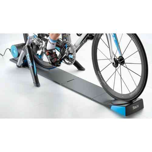 Tacx Black Track Wireless Steering frame