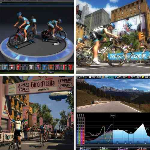 Tacx Trainer Software TTS4