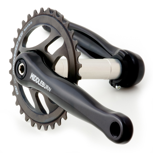 Middleburn RS8 X Type Uno Direct Mount Chainset