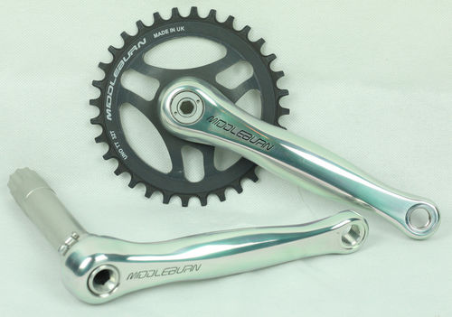 Middleburn RS8 X Type Thick Thin Uno TT Direct Mount Chainset