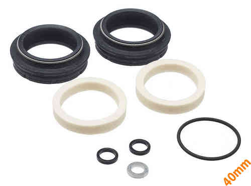 Fox Forx 40mm Low Friction Wiper Fork Seal Kit