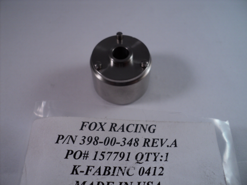 Fox Forx Bottom-Side Piston Removal Tool, CTD And CTD-Adj (Inner)