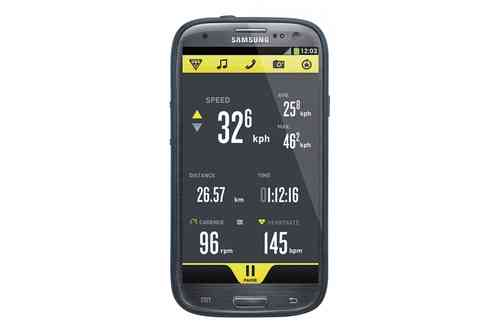Topeak Samsung Galaxy S4 Ridecase with Mount