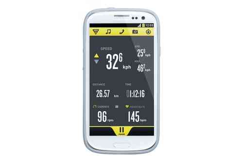Topeak Samsung Galaxy S3 Ridecase with Mount