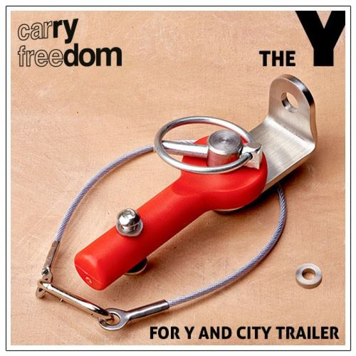 Carry Freedom Elastomer Hitch