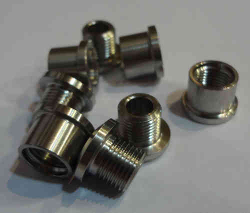 Middleburn Outer Chainring Bolts Stainless Steel