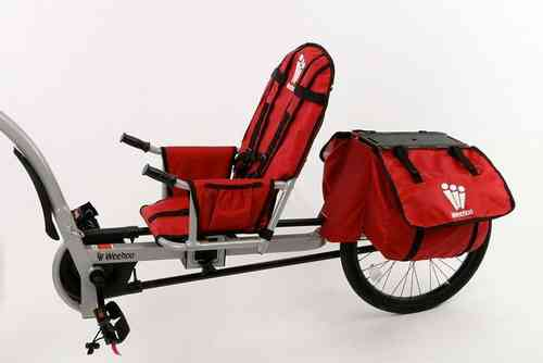 Weehoo iGo Venture Single and Cargo Bike Trailer
