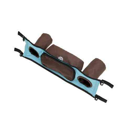 Croozer Trailers Handlebar Consoles For Croozer Kid 1 PLUS Sky Blue