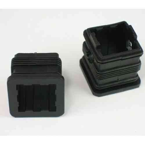 Croozer Trailers Hitch End Square Plastic Insert (Pair)