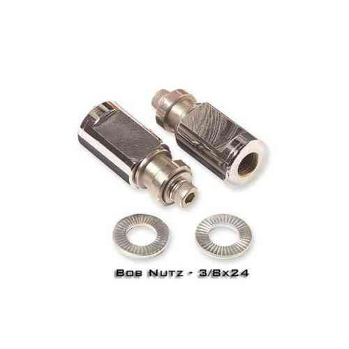 BOB NUTZ For Ibex And Yak Trailers 3/8 x 24