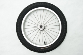 "BOB Spare 16"" Wheel for Yak"