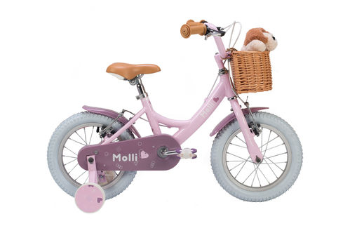 "Raleigh Molli 14"" Childs Bike"
