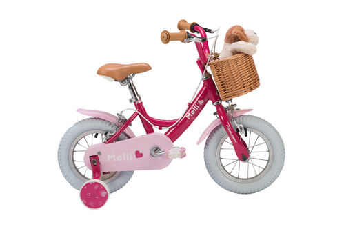 "Raleigh Molli 12"" Childs Bike"
