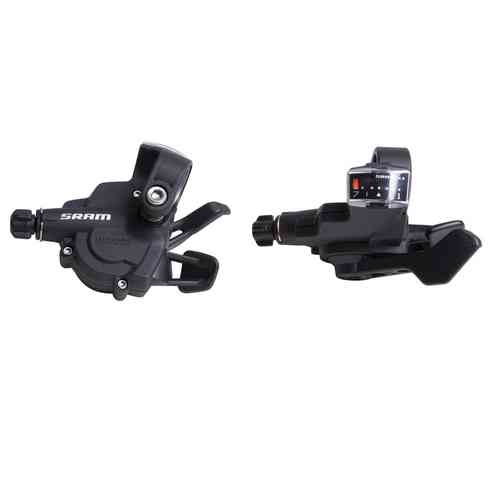 SRAM X3 Trigger Shifter - Set 3 x 7 front & rear