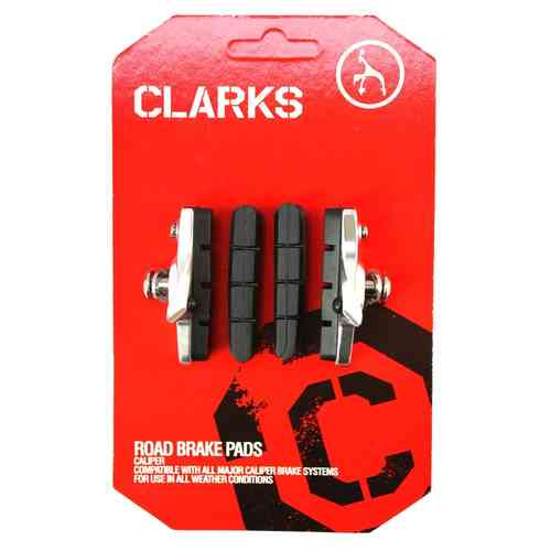 Clarks Road Brake Pads Brake Shoes & Cartridge + Extra Pads 52mm