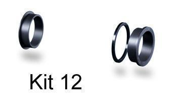 Chris King Thread Fit BB Conversion Kits 12 24mm Mountain Cranksets
