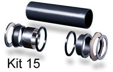 Chris King Thread Fit BB Conversion Kits 15 24mm 22mm Mountain