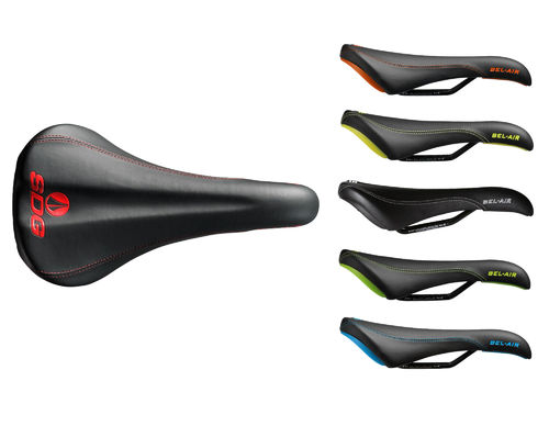 SDG - Bel Air Steel Rail Saddle
