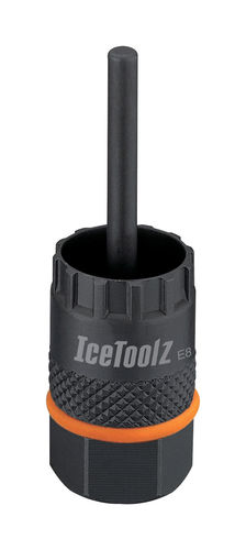 Icetoolz  Shimano Cassette Lockring Tool with Guide