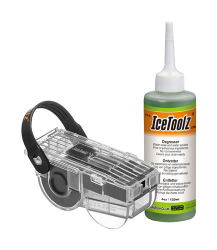 Icetoolz Concentrated Degreaser & scrubber
