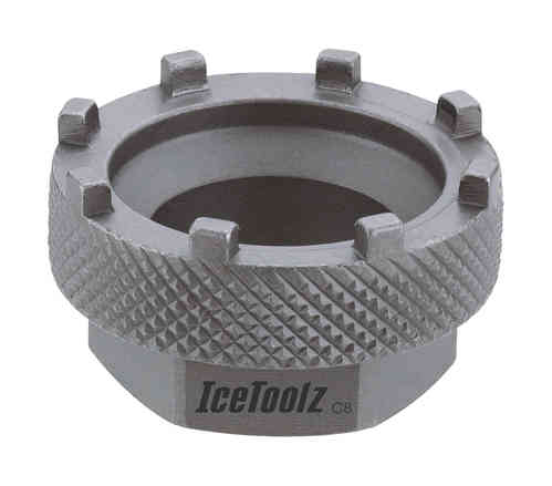 Icetoolz Shimano / ISIS Compatible 8 Pin BB bottom bracket Tool