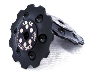 Enduro Jockey Wheel XD-15 9 TO 11SPD WHITE