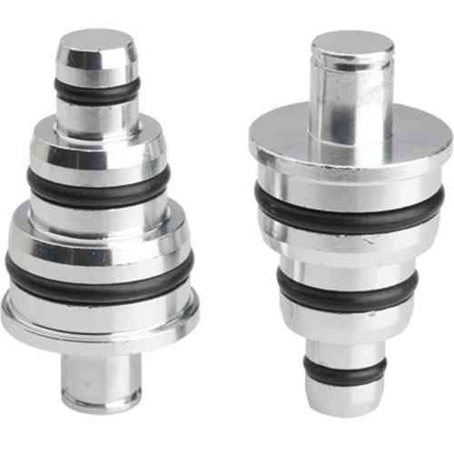 Problem Solvers Thru Axle Hub Adaptor for Truing Stands
