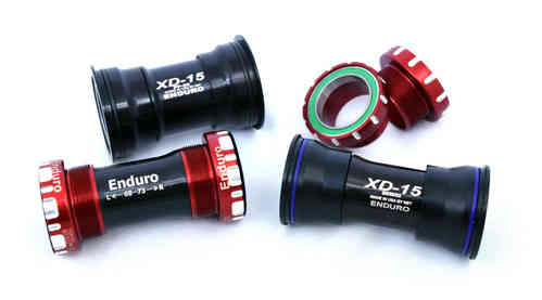 Enduro Bottom Bracket BB30 TORQTITE PRESS FIT TO 24MM SS