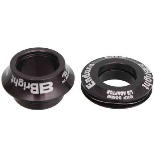 Enduro Bottom Bracket BB RIGHT ADAPTOR - SHIM BLK