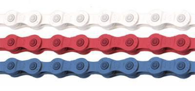 "YBN S10 10 Speed Chain 1/2"" x 11/128"" Coloured"